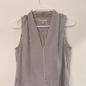 Banana Republic Stripped Blouse
